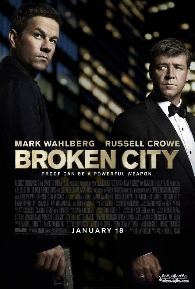 فيلم Broken City 2013 فيلم