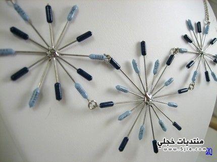 اكسسوارات غربيه للصبايا 2014 موديلات