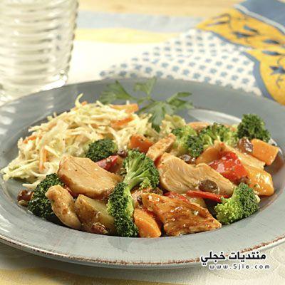 الأرز التايلندي الدجاج طريقة الأرز