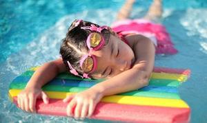 الاطفال السباحه تعليم السباحة الصغر