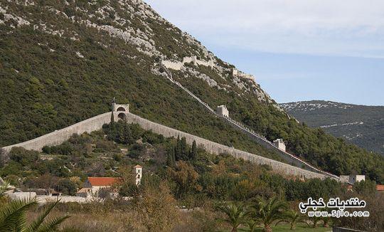 مدينه كرواتيا 2013 السور العظيم