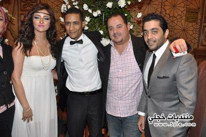 زواج محمد رمضان احتفال محمد