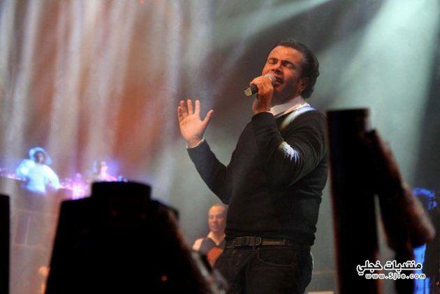 عمرو دياب باللوك الجديد 2013