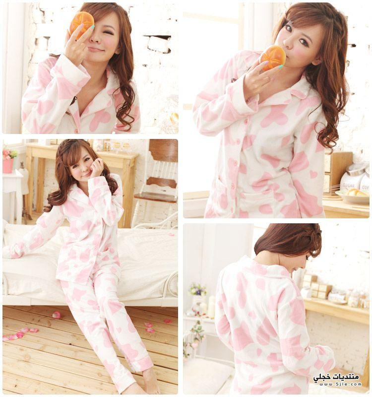Winter pajamas 2013 بيجامات شتاء