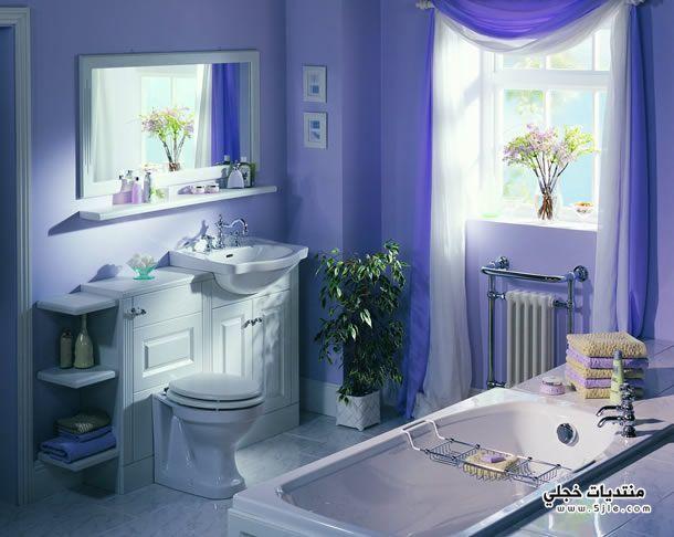 ديكورات حمامات ستايل 2013 ستايل