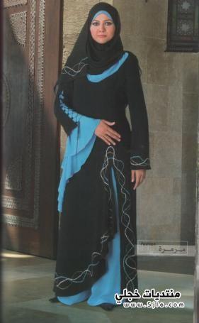 ازياء للمحجبات روعه 2013 اجمل