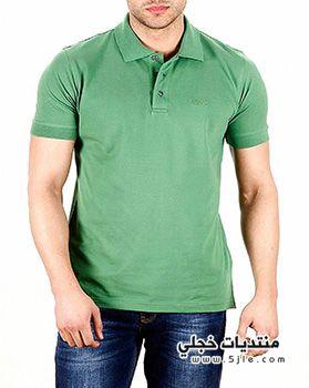 قمصان بولو رجالية 2014