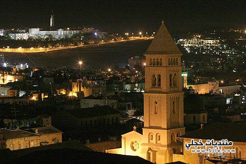 السياحه فلسطين 2014