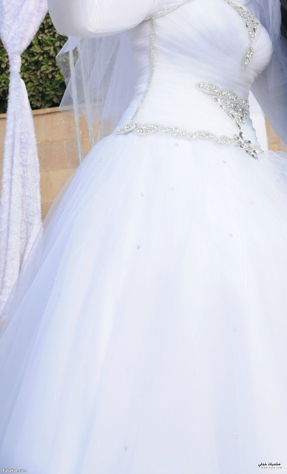 فساتين زفاف سندريلا 2014