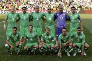 مجموعة الجزائر العالم بالبرازيل 2014