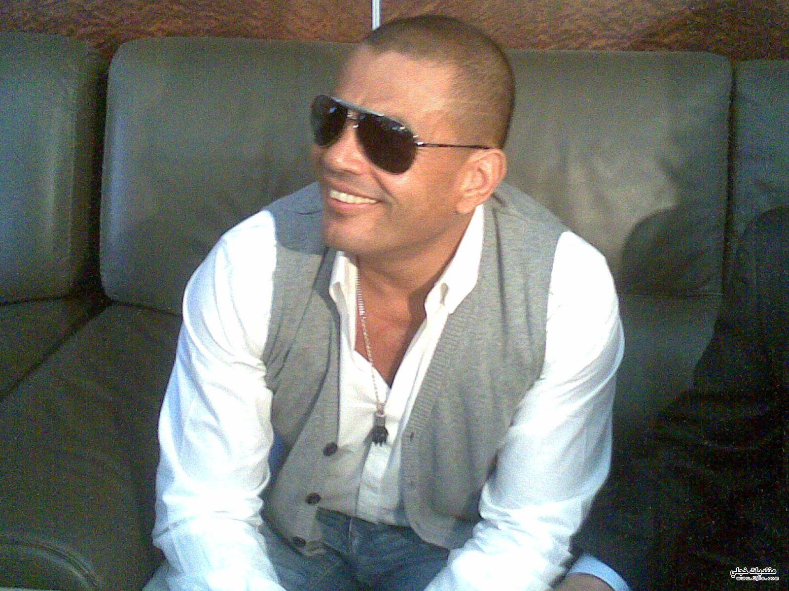 المطرب عمرو دياب 2014