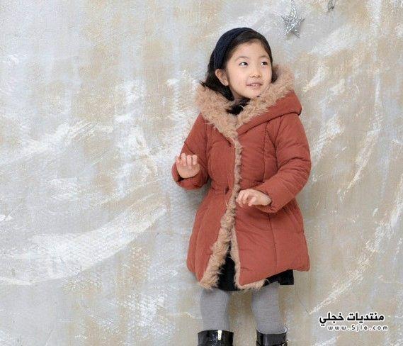 اجمل جاكيتات اطفال 2014 اجدد