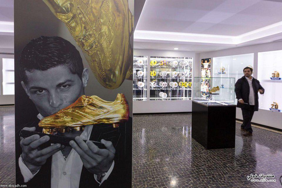 خاصة لمتحف رونالدو جزيرة ماديرا