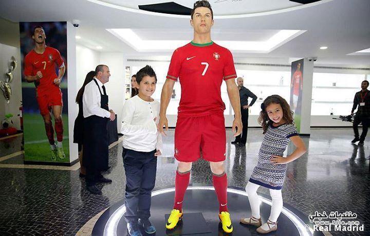 متحف رونالدو متحف كريستيانو رونالدو