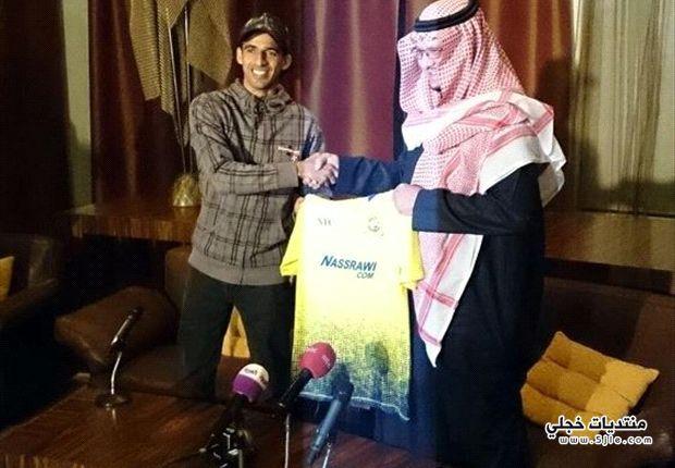 عماد الحوسني ينضم رسميا لنادي