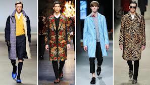 ملابس الشتاء للشباب 2014