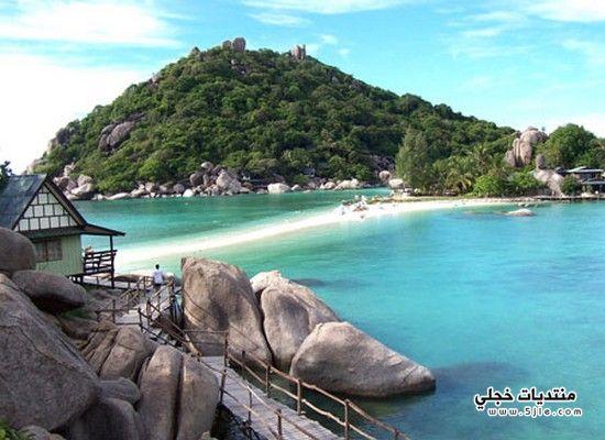 جزيرة ساموي بتايلاند