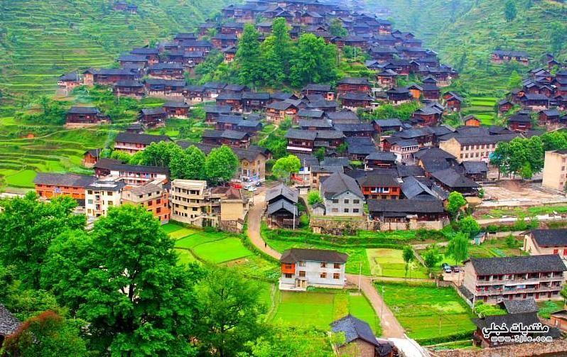 السياحة الصين 2014
