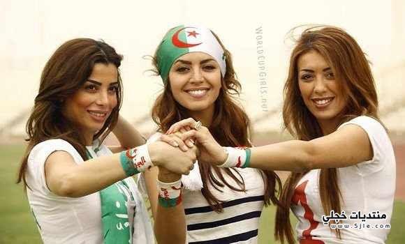 بنات الجزائر 2014