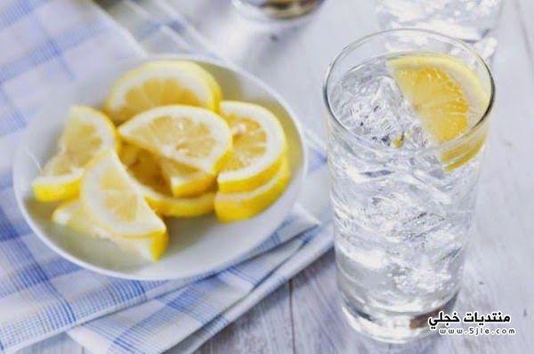 مشروبات تخلصك السموم