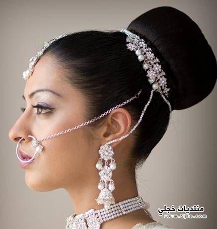 تسريحات العروس 2017