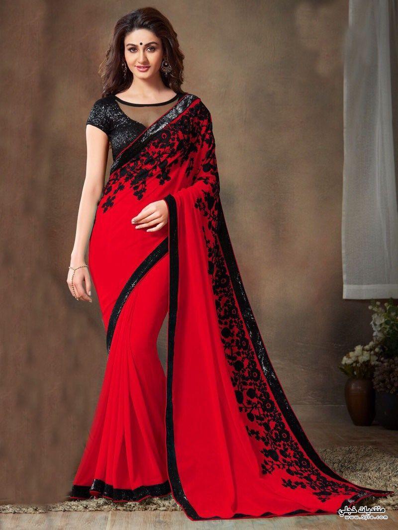 ساري هندي احمر