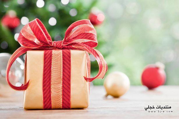 هدايا الكريسماس 2018