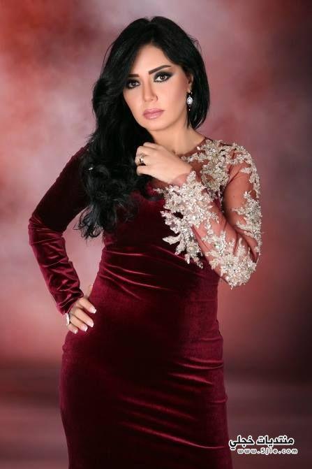 فساتين رانيا يوسف 2019