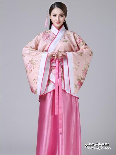 ملابس صينية 2020